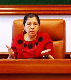 Mojacar mayor Rosa Maria Cano is the subject of a criminal complaint