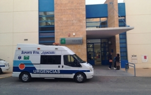 The Vera (Almería) health centre where the woman worked as a GP on and off for five years