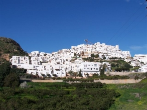 Mojacar is at the centre of a heated debate about expats