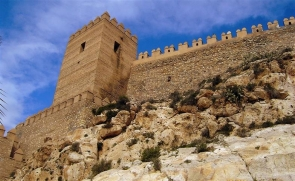 Almería's Alcazaba does not appear in the cultural programme