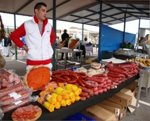 Traders have moved to the cheaper and busier Los Llanos market