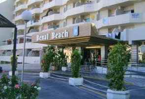 The attack happened at an apartment in the Benal Beach complex  (Photo: Sean Bastie)
