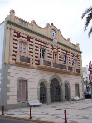 Garrucha town hall – scene of multiple resignations last week