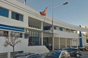 The victim filed a complaint at the Marbella National Police station