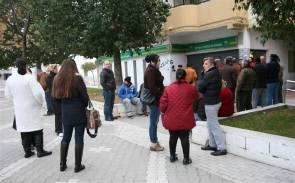 Almería's unemployment rate stands at 35.8 per cent
