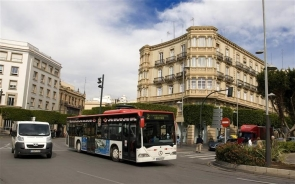 Traffic to be restricted in the historical centre of Almería