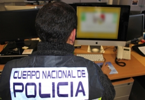 Police detected the illicit pornographic material being exchanged on peer-to-peer (P2P) networks