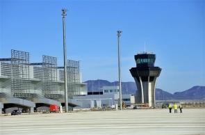 Corvera airport has become Spain's latest white elephant