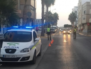 Police and Guardia Civil will be setting up checkpoints