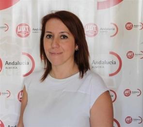 UGT general secretary, Carmen Vidal