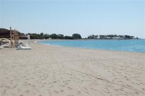 The Quitapellejos beach in Villaricos was re-opened last week