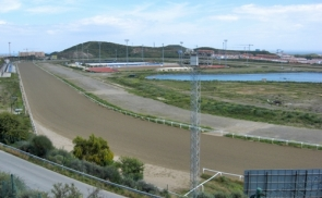 The hipódromo is scheduled to stage the first jumping competition in October