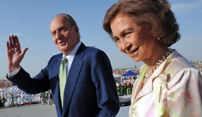 Former King Juan Carlos and Queen Sofía (Photo: EPA archive)