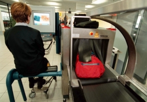 Basic scan is no longer sufficient for electonic devices in hand luggage