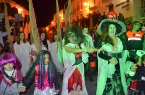 The Maroween festival has become a favourite Halloweén event on the eastern coast