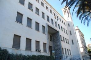 The Audiencia Provincial court in Almería city