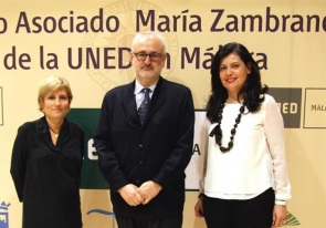 Professor Florentino Portero was in Málaga earlier this month giving a lecture on the threat posed by jihadism