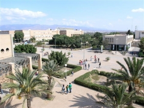 A student at Almería university has contracted TB
