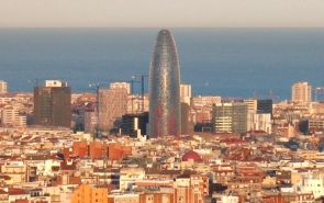 Barcelona's Torre Agbar - a model for Marbella's future?