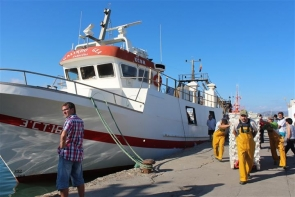 """Fishermen in Garrucha think the new law is """"ridiculous"""""""