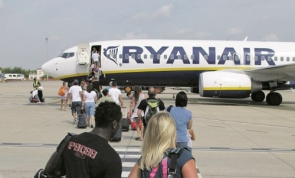 Ryanair says it has now briefed staff to ensure a similar situation does not arise again (Photo: EPA archive)
