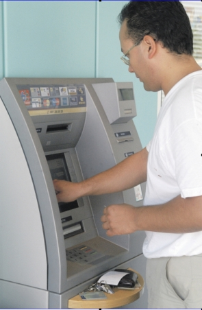 CASH POINT RIP-OFF SPREADS TO THIRD BANK