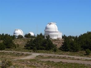 The Calar Alto observatory