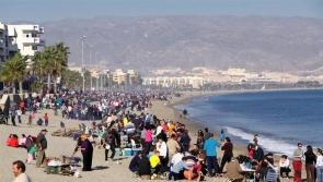 Roquetas de Mar has the most relaxed rules regarding beach use