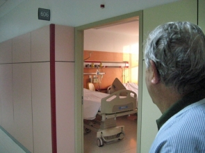 Health services say beds will not be closed, but in reserve for use if necessary