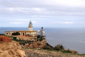 The incident occurred some 12 miles from the coast close to the Mesa de Roldán lighthouse
