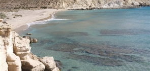 A woman died after being rescued at Cala del Plomo