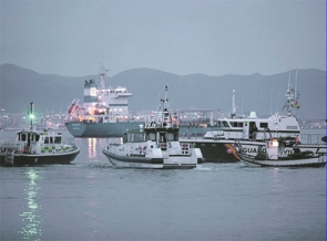Tensions over the waters surrounding Gibraltar have been reignited after this latest incident