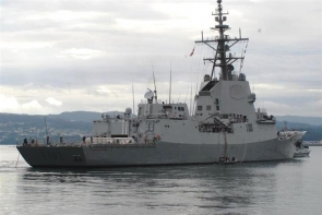Spanish frigate Almirante Juan de Borbón will act as the command post for the NATO exercise taking place off the coast of Almería next month