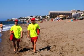 LIfeguards patrolling a Costa beach (Photo: CDSN)