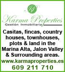 422599 Karma Properties