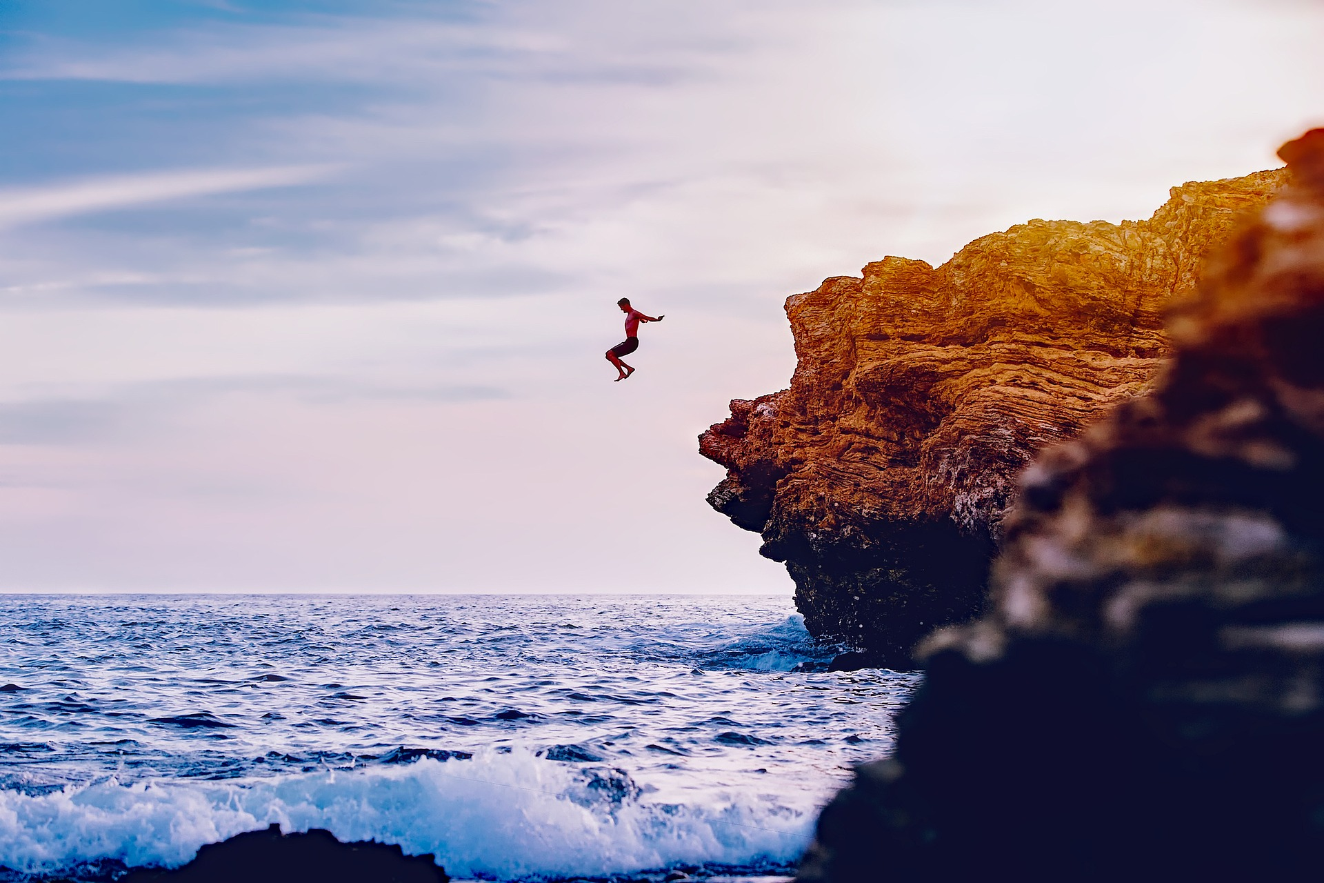 Cliff diving banned costa news - Highest cliff dive ever ...