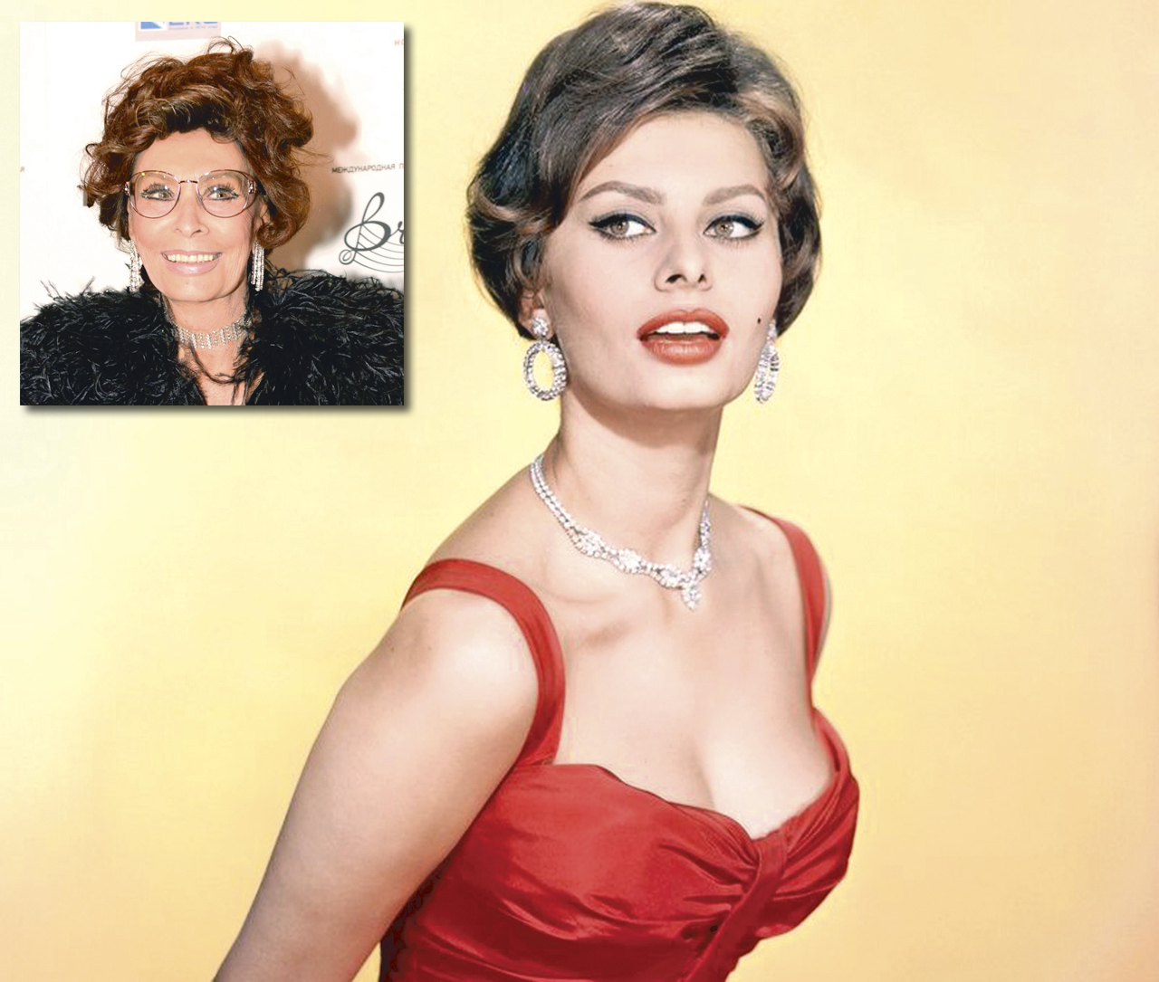 sophia loren feted with almería film award costa news