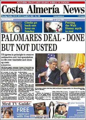 classified costa almería news
