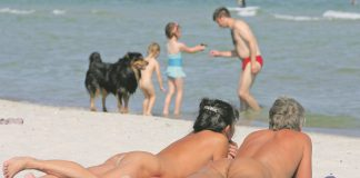 nudist costa news